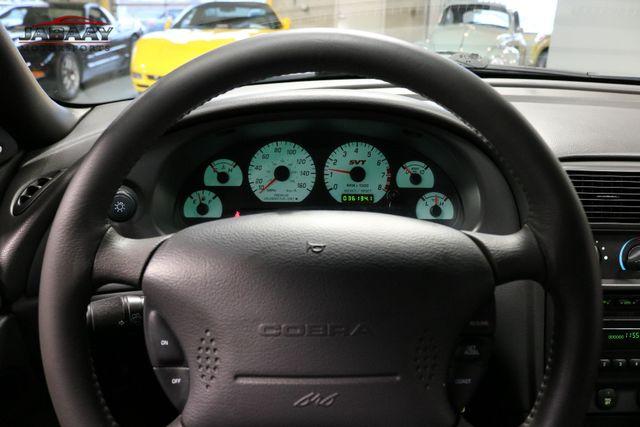 2004 Ford Mustang SVT Cobra Merrillville, Indiana 18
