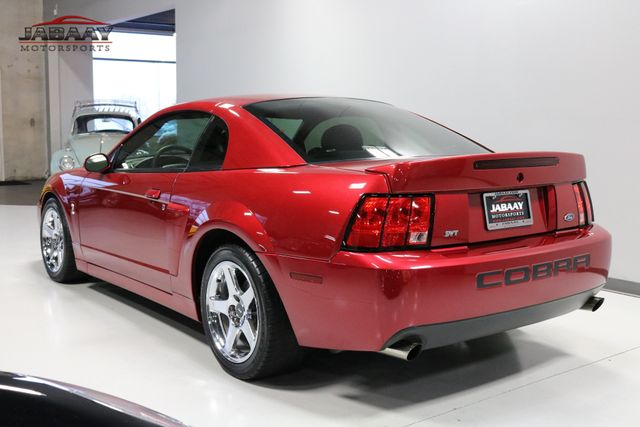 2004 Ford Mustang SVT Cobra Merrillville, Indiana 2