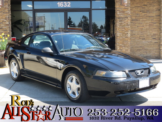 2004 Ford Mustang Deluxe The CARFAX Buy Back Guarantee that comes with this vehicle means that you