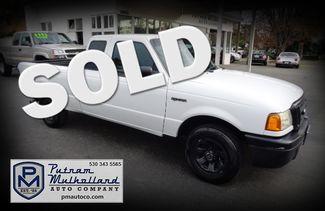2004 Ford Ranger XLT Pickup Chico, CA