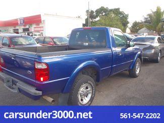 2004 Ford Ranger XL Lake Worth , Florida 1