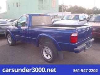 2004 Ford Ranger XL Lake Worth , Florida 2