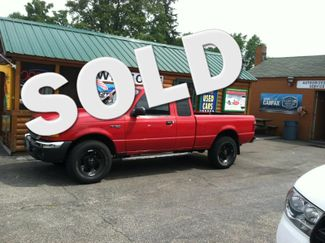 2004 Ford RANGER 4x4 SUPER CAB Ontario, OH