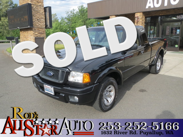 2004 Ford Ranger XL The CARFAX Buy Back Guarantee that comes with this vehicle means that you can