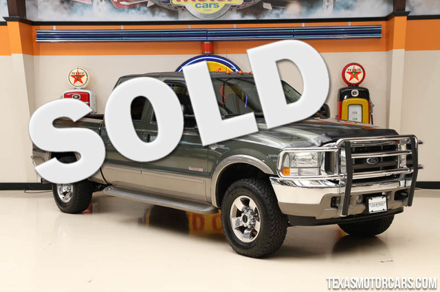 2004 Ford Super Duty F-250 King Ranch Financing is available with rates as low as 29 wac Get