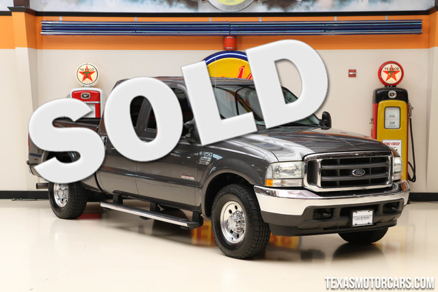 2004 Ford Super Duty F-250 XLT This 2004 Ford Super Duty F-250 XLT is in great shape with only 127