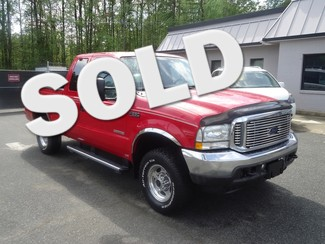 2004 Ford Super Duty F-250 Lariat Fx turbo-diesel Charlotte, North Carolina