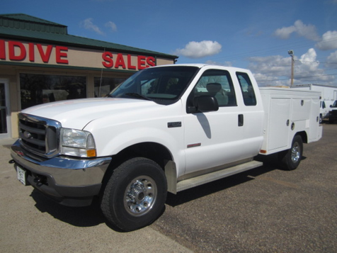 2004 Ford Super Duty F-250 XLT in Glendive, MT