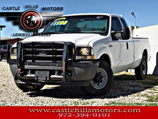 2004 Ford Super Duty F-250 XL - PC Holder, Work Ready, Grille Guard in Lewisville Texas