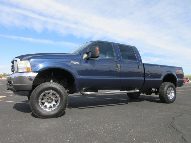 2004 Ford Super Duty F-250 XLT  Fultons Used Cars Inc  in , Colorado