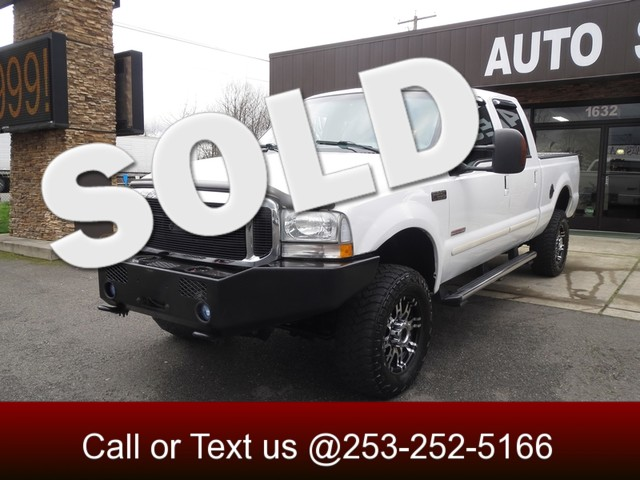 2004 Ford Super Duty F-250 XLT 4WD Diesel Our 2004 Ford F-250 Super Duty 4x4 SuperCab is a viable