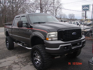 2004 Ford Super Duty F-250 Harley-Davidson Spartanburg, South Carolina