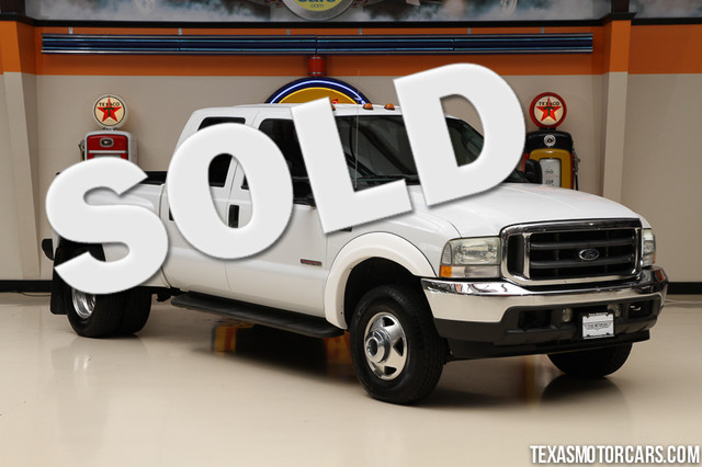 2004 Ford Super Duty F-350 Lariat Financing is available with rates as low as 29 wac Get pre-