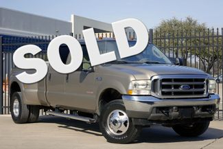 2004 Ford Super Duty F-350 DRW Lariat * 1-OWNER * 4x4 * Diesel * RECORDS * FX4 Plano, Texas