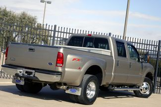 2004 Ford Super Duty F-350 DRW Lariat * 1-OWNER * 4x4 * Diesel * RECORDS * FX4 Plano, Texas 4