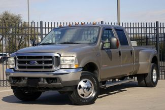 2004 Ford Super Duty F-350 DRW Lariat * 1-OWNER * 4x4 * Diesel * RECORDS * FX4 Plano, Texas 1