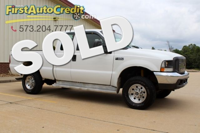 2004 Ford Super Duty F-350  XL | Jackson , MO | First Auto Credit in Jackson  MO