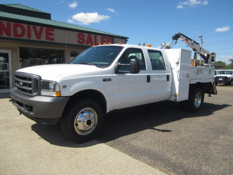 2004 Ford Super Duty F-550 DRW XL in Glendive, MT