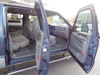 2004 Ford Super Duty F250 XLT 4x4 Turbo Diesel Chico, CA 9