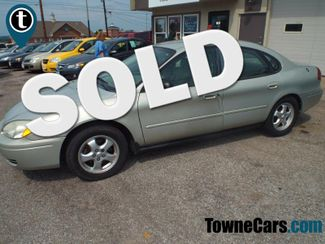 2004 Ford Taurus SE   Medina, OH   Towne Auto Sales in ohio OH