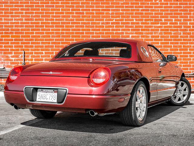2004 Ford Thunderbird Premium Burbank, CA 3
