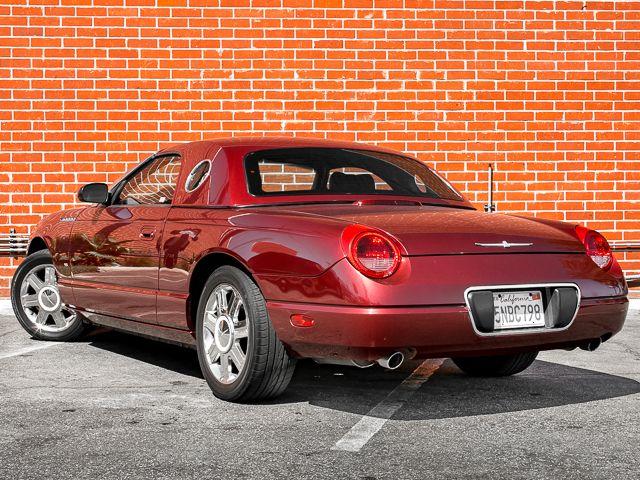 2004 Ford Thunderbird Premium Burbank, CA 4