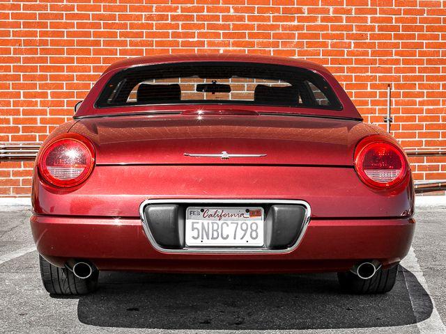 2004 Ford Thunderbird Premium Burbank, CA 5