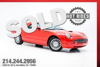 2004 Ford Thunderbird Deluxe | Carrollton, TX | Texas Hot Rides in Carrollton