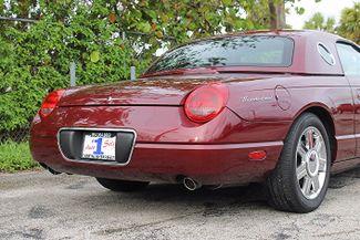 2004 Ford Thunderbird Deluxe Hollywood, Florida 43