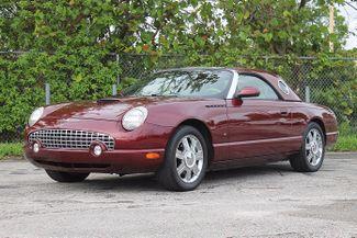 2004 Ford Thunderbird Deluxe Hollywood, Florida 10
