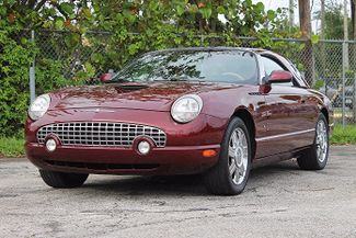 2004 Ford Thunderbird Deluxe Hollywood, Florida 18