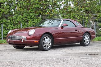 2004 Ford Thunderbird Deluxe Hollywood, Florida 30