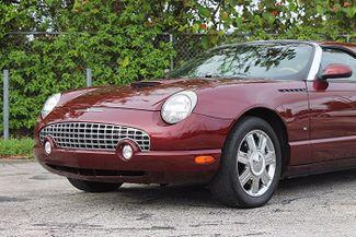 2004 Ford Thunderbird Deluxe Hollywood, Florida 38