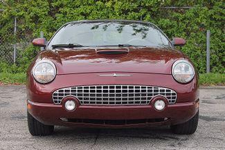 2004 Ford Thunderbird Deluxe Hollywood, Florida 12