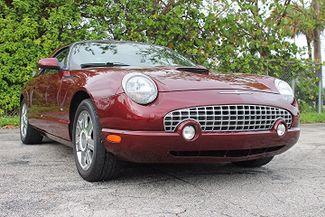 2004 Ford Thunderbird Deluxe Hollywood, Florida 50