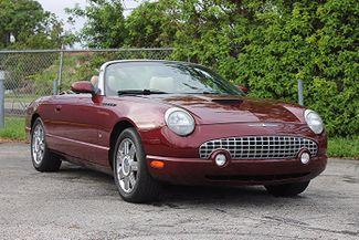 2004 Ford Thunderbird Deluxe Hollywood, Florida 27