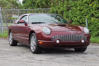 2004 Ford Thunderbird Deluxe Hollywood, Florida 1
