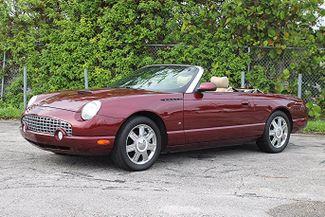 2004 Ford Thunderbird Deluxe Hollywood, Florida 37