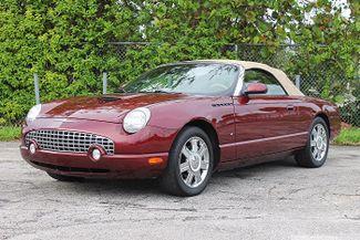 2004 Ford Thunderbird Deluxe Hollywood, Florida 57