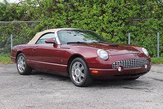 2004 Ford Thunderbird Deluxe Hollywood, Florida 16