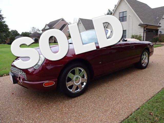 2004 Ford Thunderbird Deluxe | Marion, Arkansas | King Motor Company
