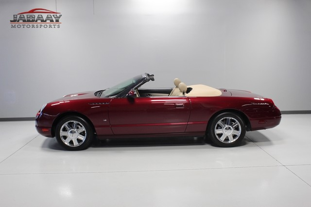 2004 Ford Thunderbird Premium Merrillville, Indiana 32