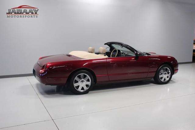 2004 Ford Thunderbird Premium Merrillville, Indiana 36