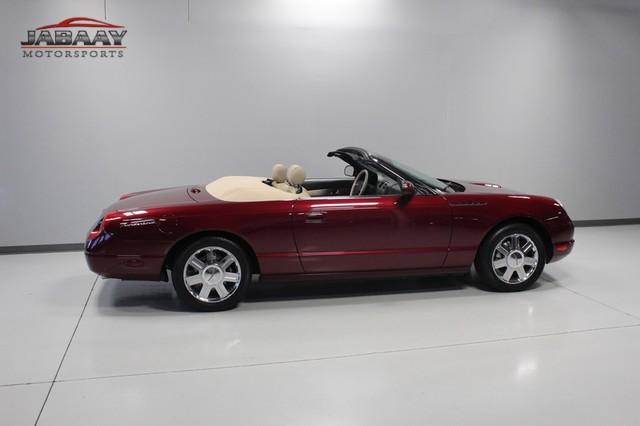 2004 Ford Thunderbird Premium Merrillville, Indiana 37