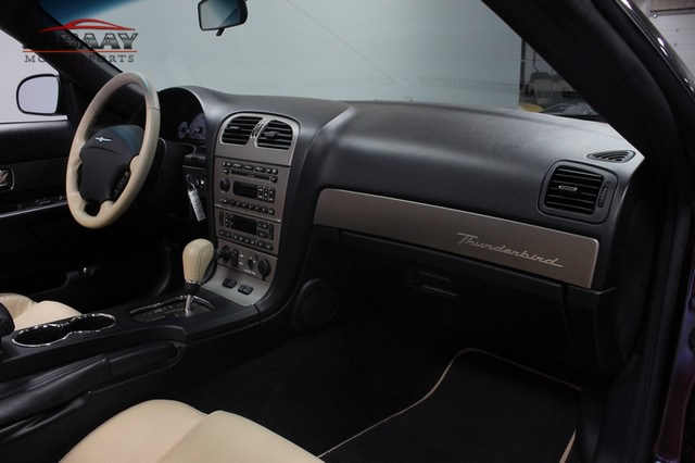 2004 Ford Thunderbird Premium Merrillville, Indiana 14