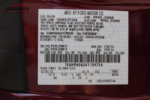2004 Ford Thunderbird Premium Merrillville, Indiana 44