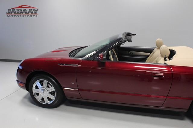 2004 Ford Thunderbird Premium Merrillville, Indiana 28