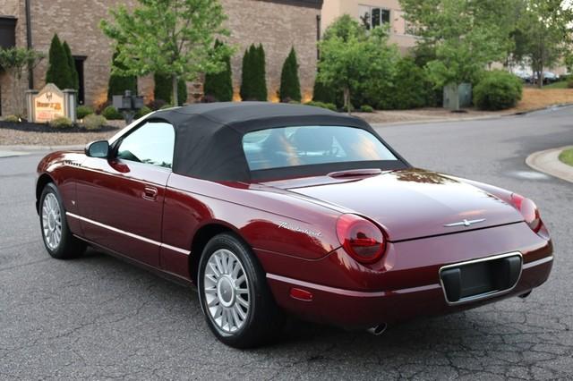 2004 Ford Thunderbird Deluxe Mooresville, North Carolina 24
