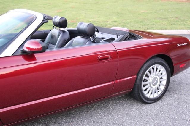 2004 Ford Thunderbird Deluxe Mooresville, North Carolina 53