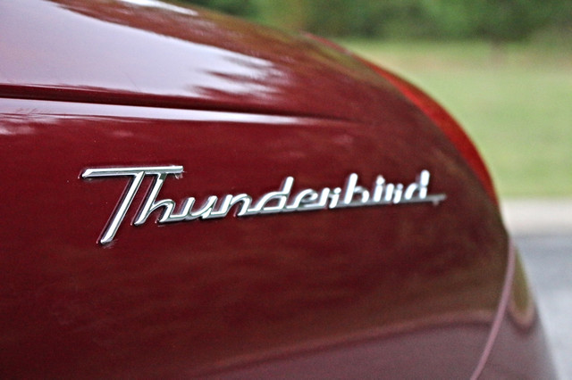 2004 Ford Thunderbird Deluxe Mooresville, North Carolina 57